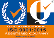 Certified Quality System ISO 9001:2015