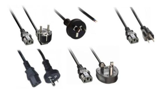 ADM AC Power Cords