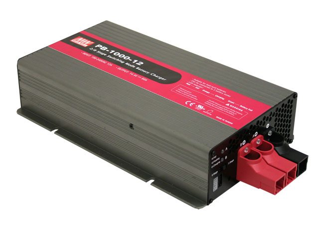 MEAN WELL PB-1000 BATTERY CHARGER