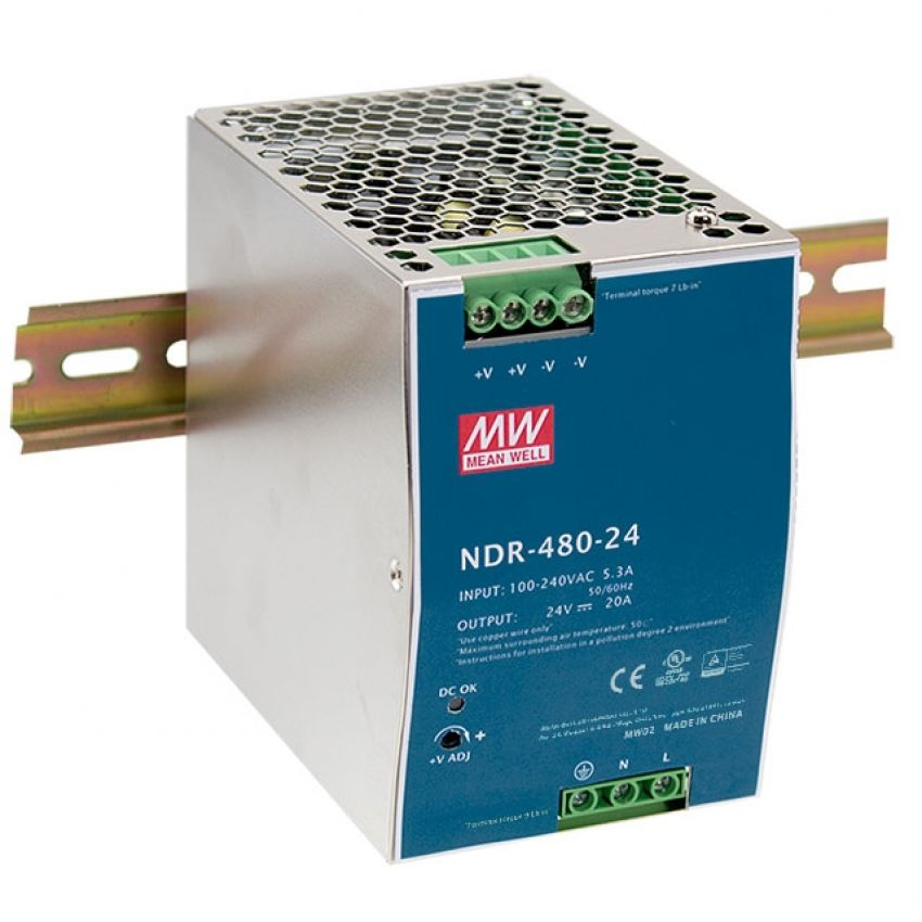 MEAN WELL NDR-480-48