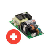 Open frame medical power supply