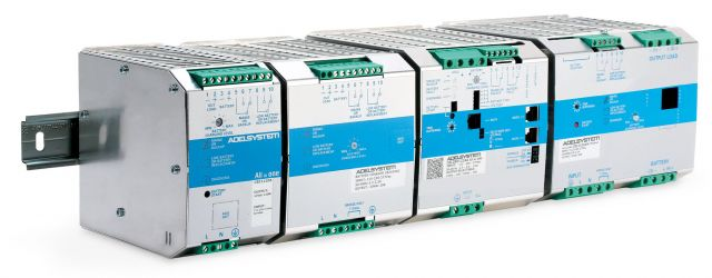 Adel System DC UPS Power Supplies